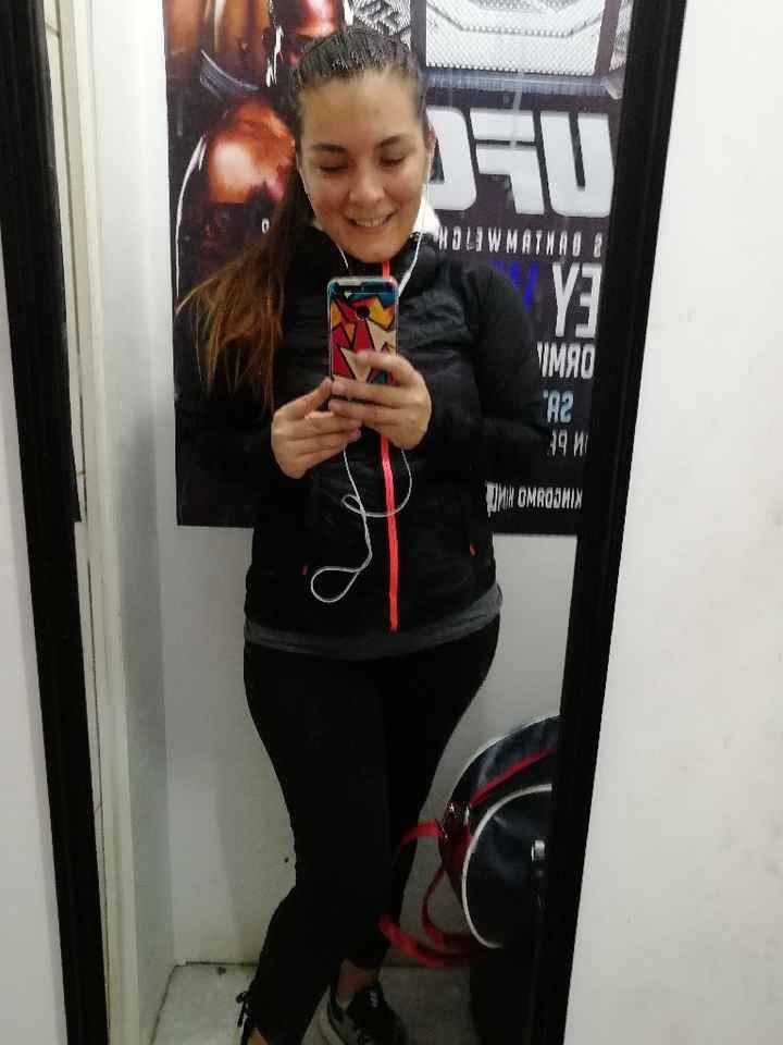Estoy practicando Muay Thai! - 2