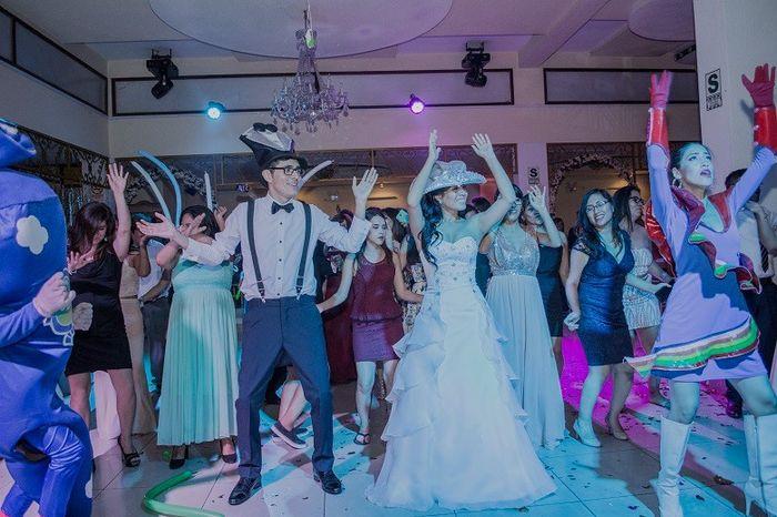 Mi boda 03.03.2018 - Fiesta 13