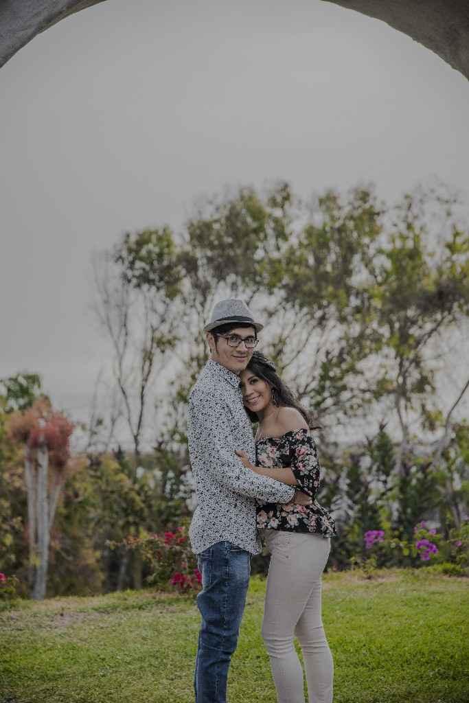 Nuestra romántica sesión pre-boda ❤️ - 7