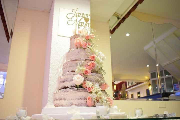 Torta - Naked Cake