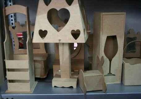 Bases de madera - 2