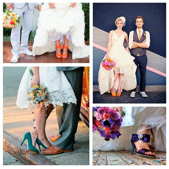 Consejos para elegir los zapatos de novia 3