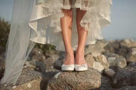 Consejos para elegir los zapatos de novia 4