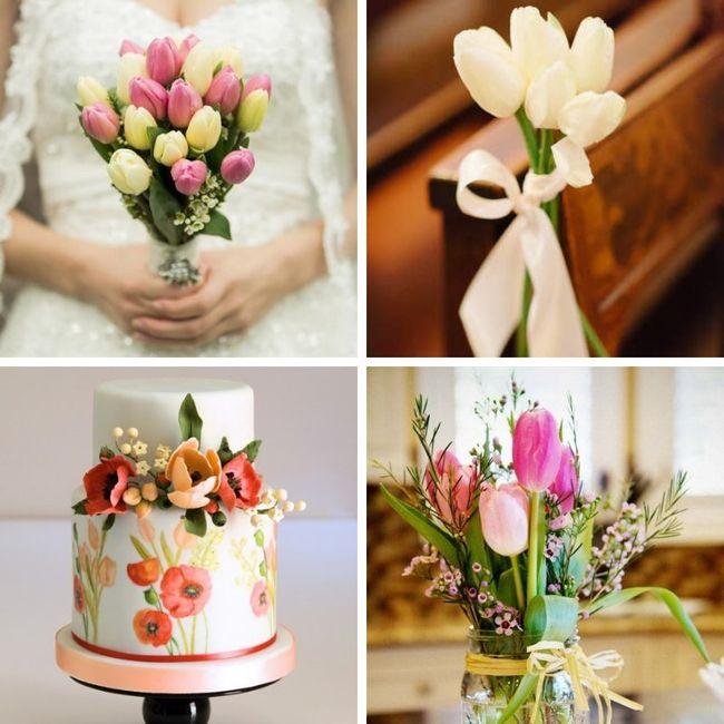 Tipos de Flores para la decoración 7
