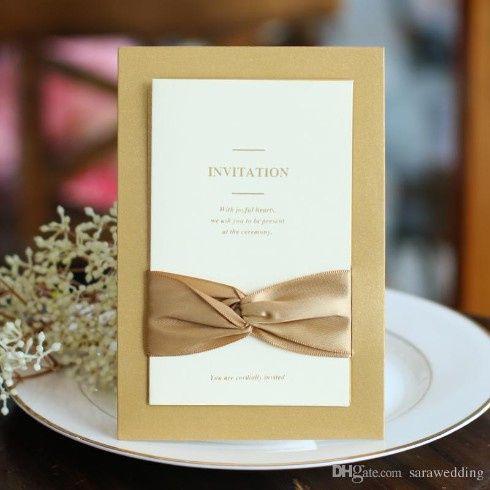 Partes de matrimonios muy elegantes 6