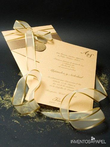 Partes de matrimonios muy elegantes 7