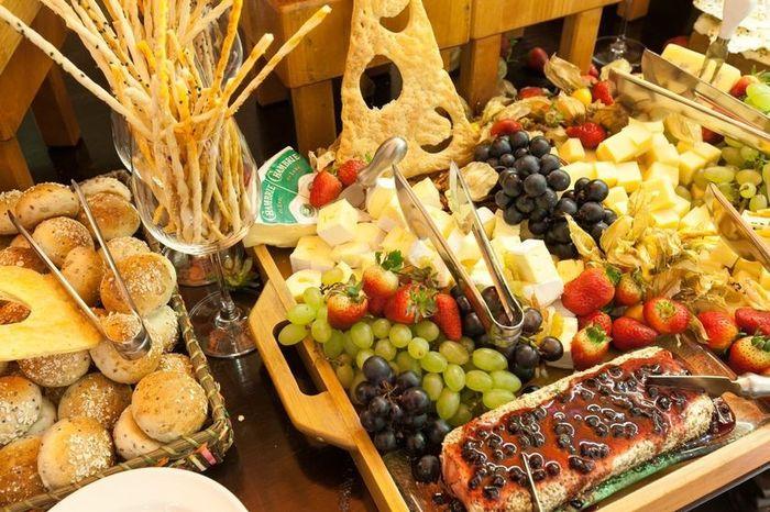 La boda de tus sueños - El catering 3