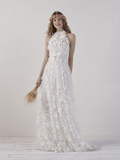 La decoración Ideal >> ¿Qué vestido va contigo? 2