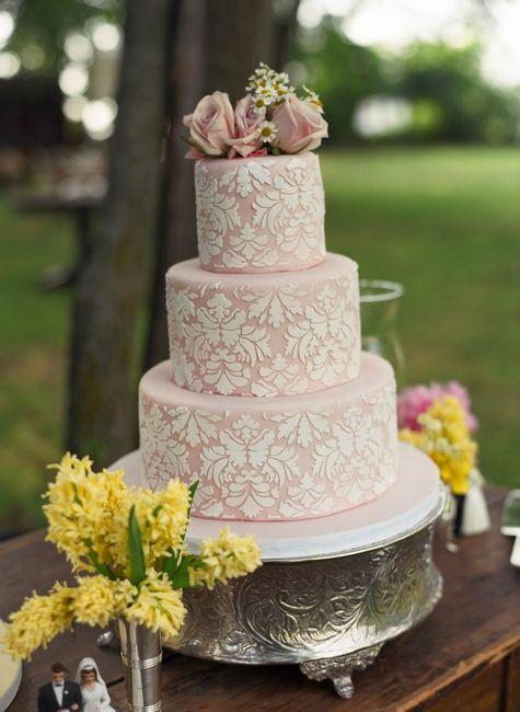 La decoración ideal >> ¿Qué torta te gusta más? 1