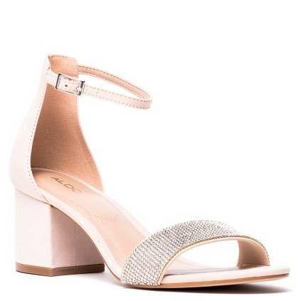 Zapatos bajos para novia 2