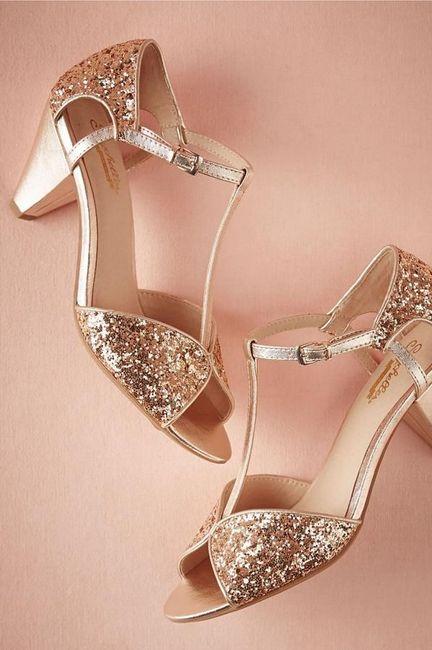 Zapatos bajos para novia 3