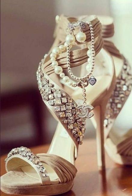 Lo ultimito para tu look de novia - Los zapatos 2