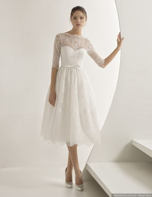 El largo de tu vestido: ¿S,M o L? 2