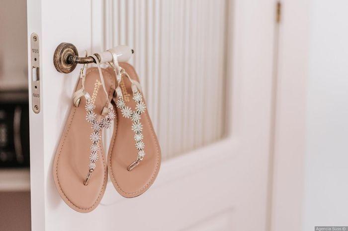 Tus zapatos: ¿S, M o L? 1