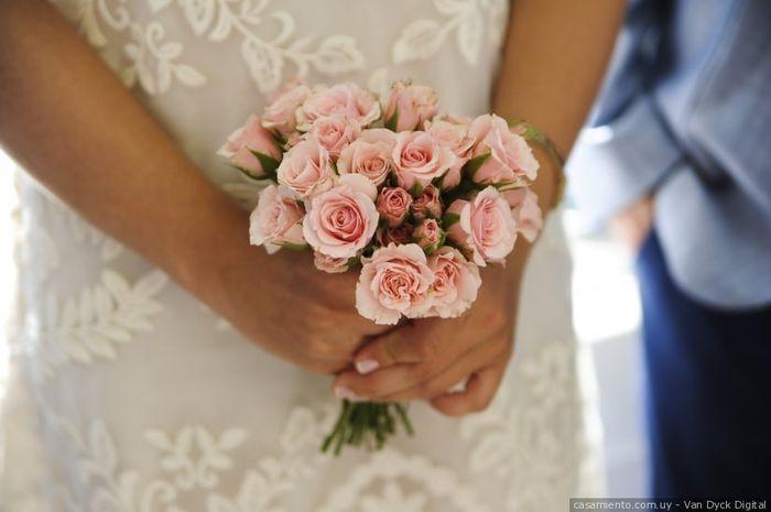 Las novias que personalizaron su Bouquet 1