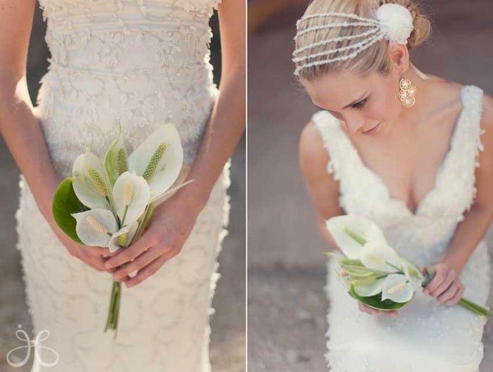 Las novias que personalizaron su Bouquet 5