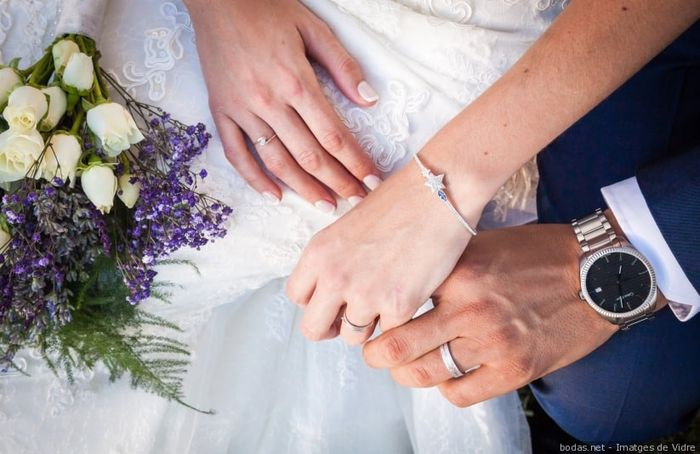 ¿Qué tiene que llevar una novia según la tradición? 1