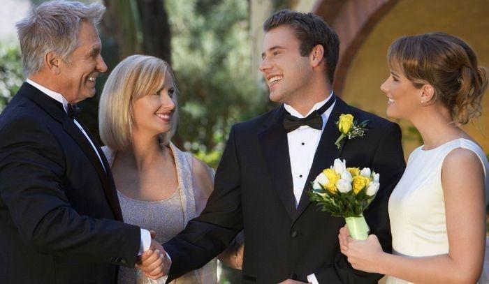 ¿Quiénes pueden ser los padrinos de un matrimonio? 1