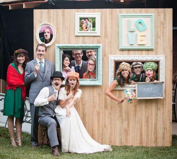 Un photocall para tu boda 1