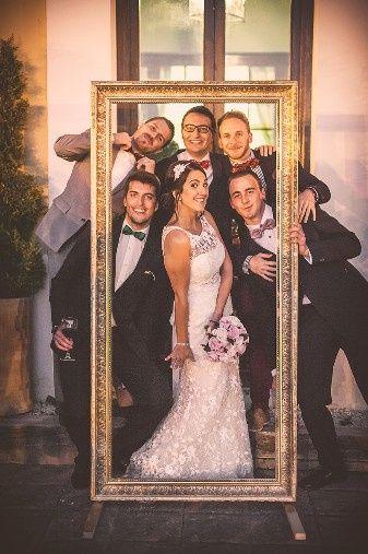 Un photocall para tu boda 2