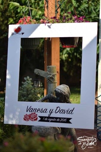 Un photocall para tu boda 4