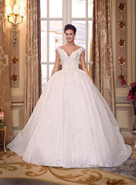 El vestido: ¿A o B? 1