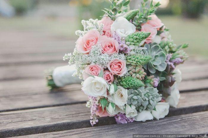 El bouquet: ¿A o B? 1