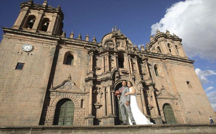 ¿En qué ciudad será tu matrimonio? 1