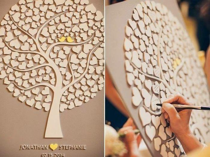 Árbol de los deseos - ¡La idea más romántica! 1