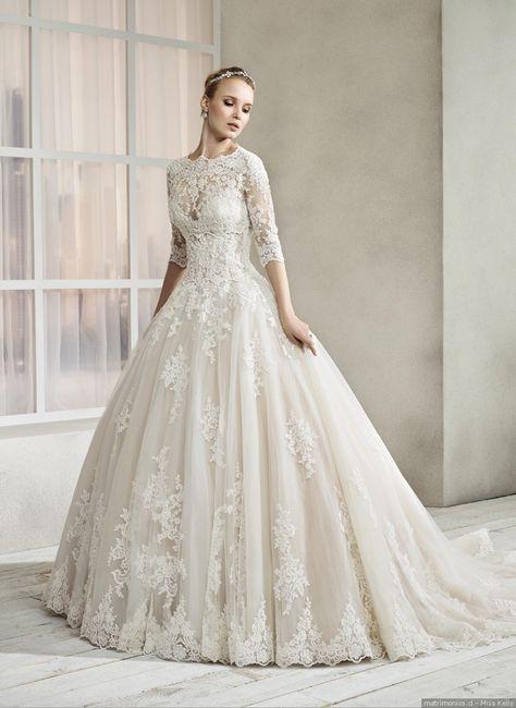 El vestido: ¿a cuál blanco le atinás? 3