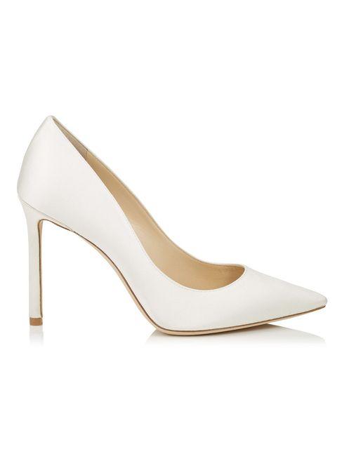 Los zapatos: ¿a cuál blanco le atinas? 1
