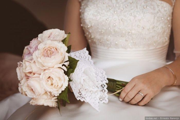 El bouquet: ¿a cuál blanco le atinas? 3