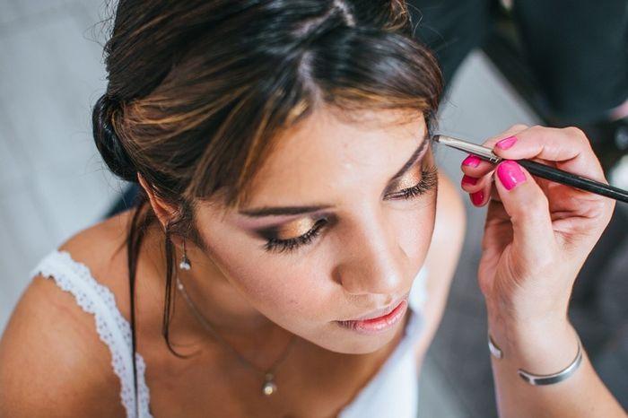 Reglas básicas del maquillaje de novia 💄 1