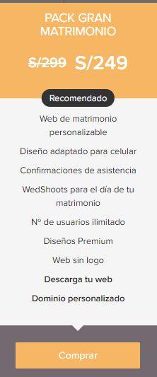 Que tu matrimonio sea ÚNICO... ¡Gánate la Web Premium! 💡 3
