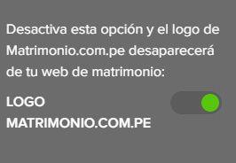 Que tu matrimonio sea ÚNICO... ¡Gánate la Web Premium! 💡 8