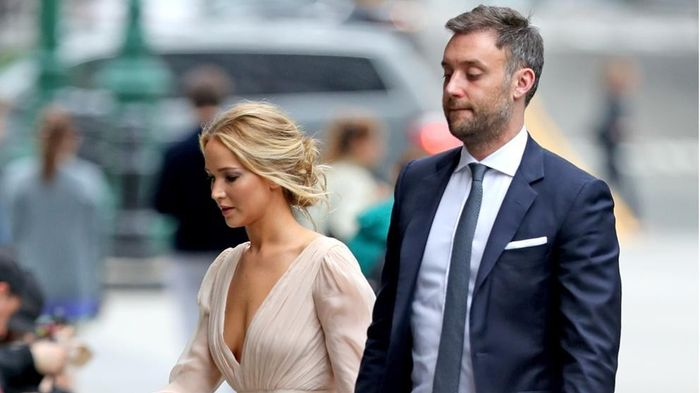 ¡La espectacular boda de Jennifer Lawrence! 1