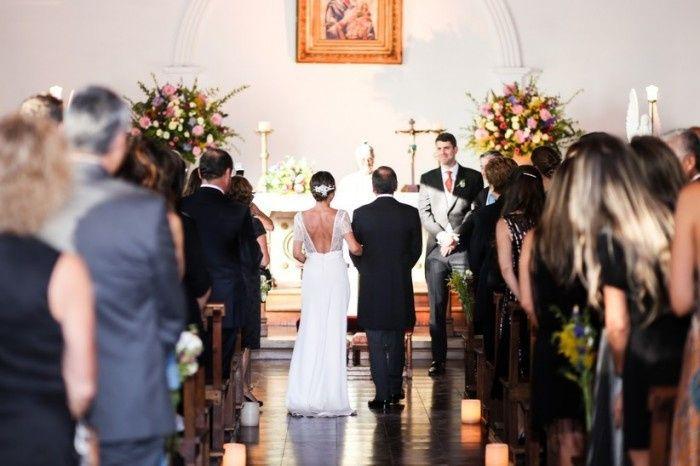 ¿Con qué canción caminarán al altar? 1