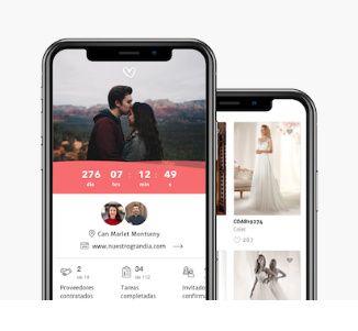 ¿Cómo usas la App de Matrimonio.com.pe? 1