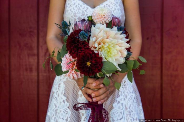 Estos bouquets: ¿cuál aprueba y cuál jala? 2