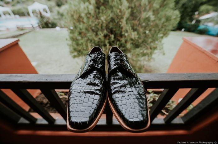 Estos zapatos de novio: ¿cuál aprueba y cuál jala? 2