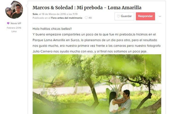 Parque Loma Amarilla para tu sesión preboda 1