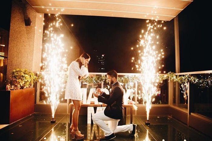 Especial de AMOR ❣️ ¿Cómo te propuso matrimonio? 1