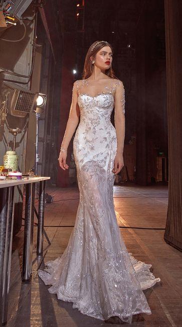 Vestidos de novia con un brillo muy especial  ✨ 8