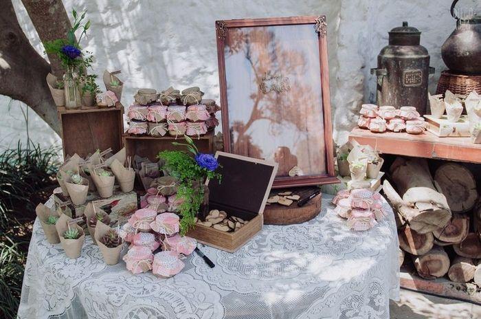 Una boda Vintage ¿te gustaría? 2