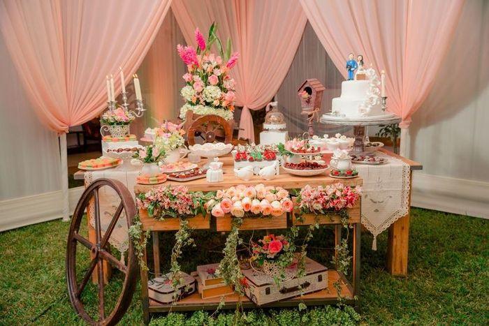 Una boda Vintage ¿te gustaría? 4