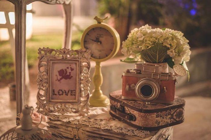 Una boda Vintage ¿te gustaría? 6