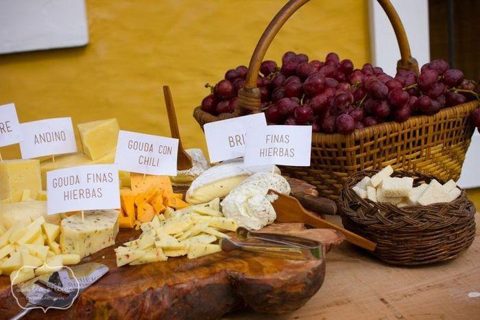 ¿Qué ofrecer al inicio de la fiesta en tu Matri? 4