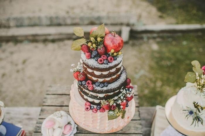 Las mejores Naked Cakes ¿tu favorita es...? 😋 2