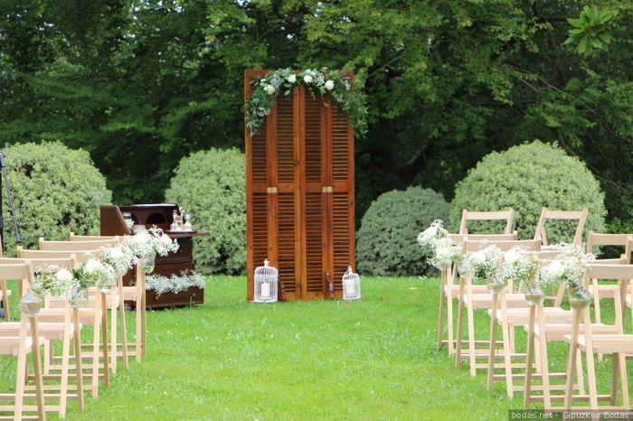 4 Ideas para decorar tu camino al altar 3