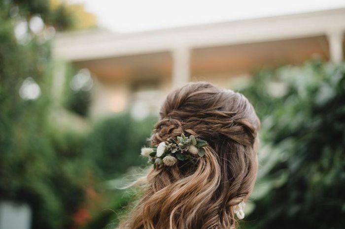 Tu peinado ideal: Semi recogidos 10